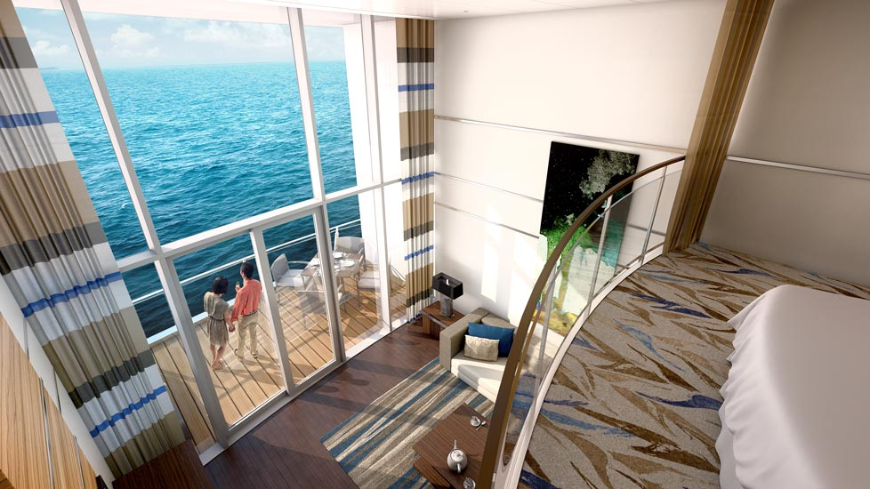 Quantum of the Seas Owners Loft