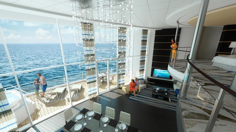 Quantum of the Seas Royal Loft