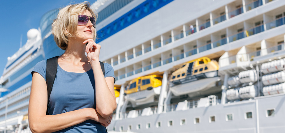 The Best Way to Communicate on a Large Cruise Ship