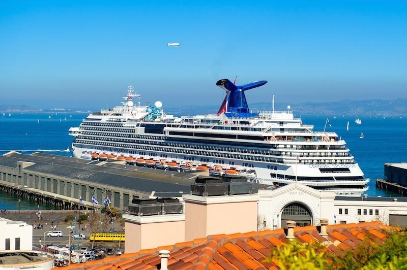 Carnival Splendor cruise ship
