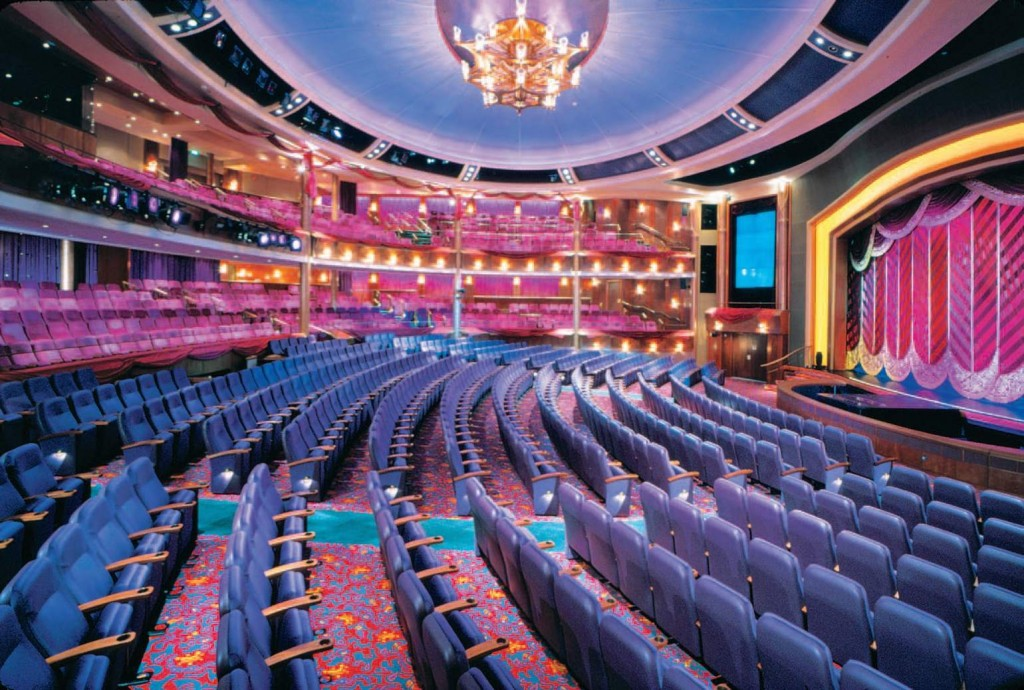 Voyager of the Seas La Scala Theater