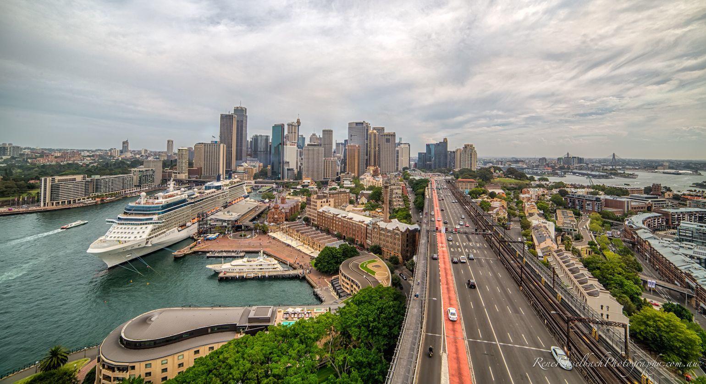 Where Do Cruise Ships Dock in Sydney