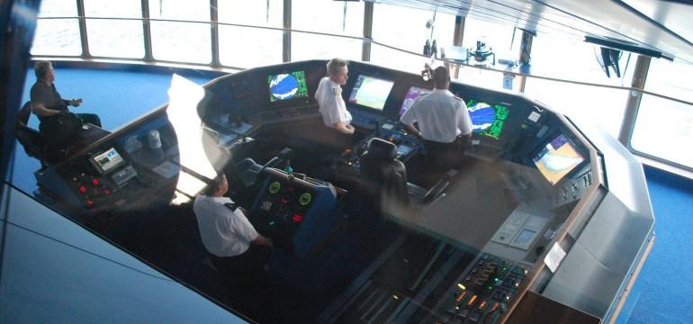 cruise ship autopilot