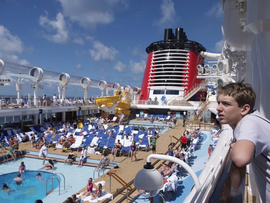 Disney Cruise Line with kids