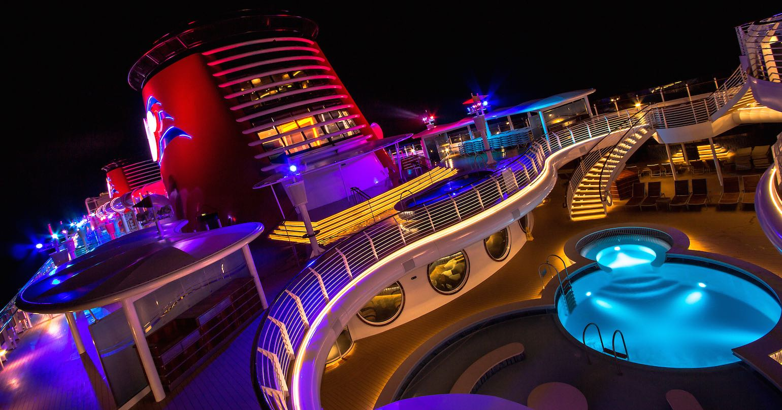 The best cruise ships for couples