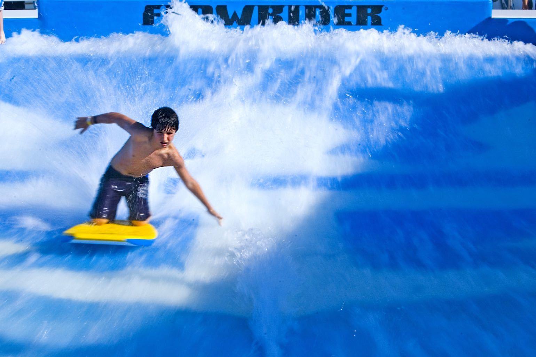 Freedom of the Seas Flowrider