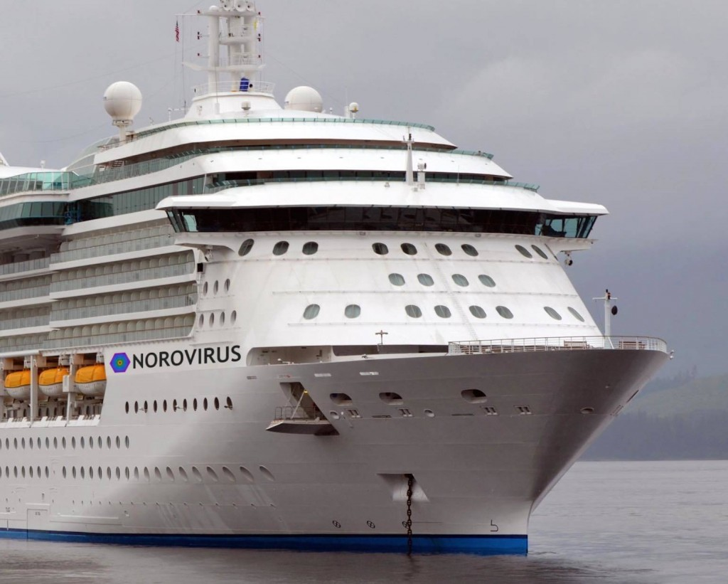 Norovirus cruise ship