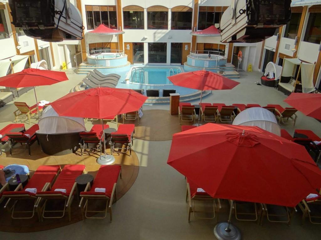 Norwegian Epic Cruise Ship Haven