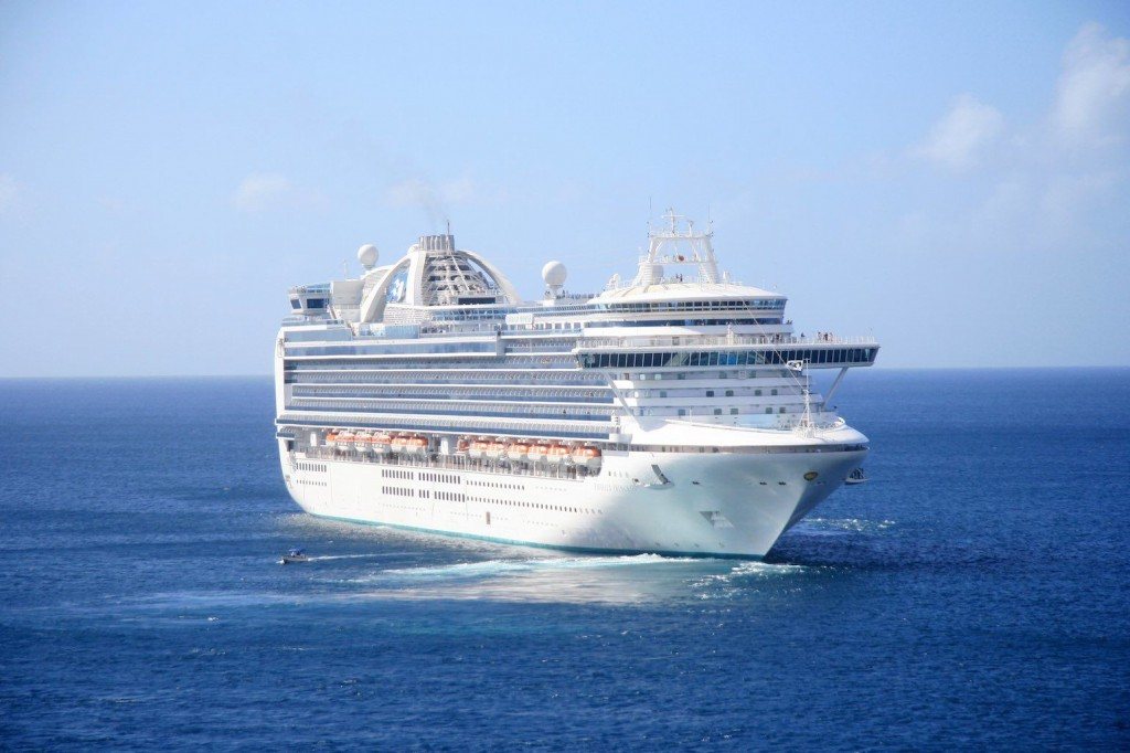 Princess Cruise - Emerald Princess
