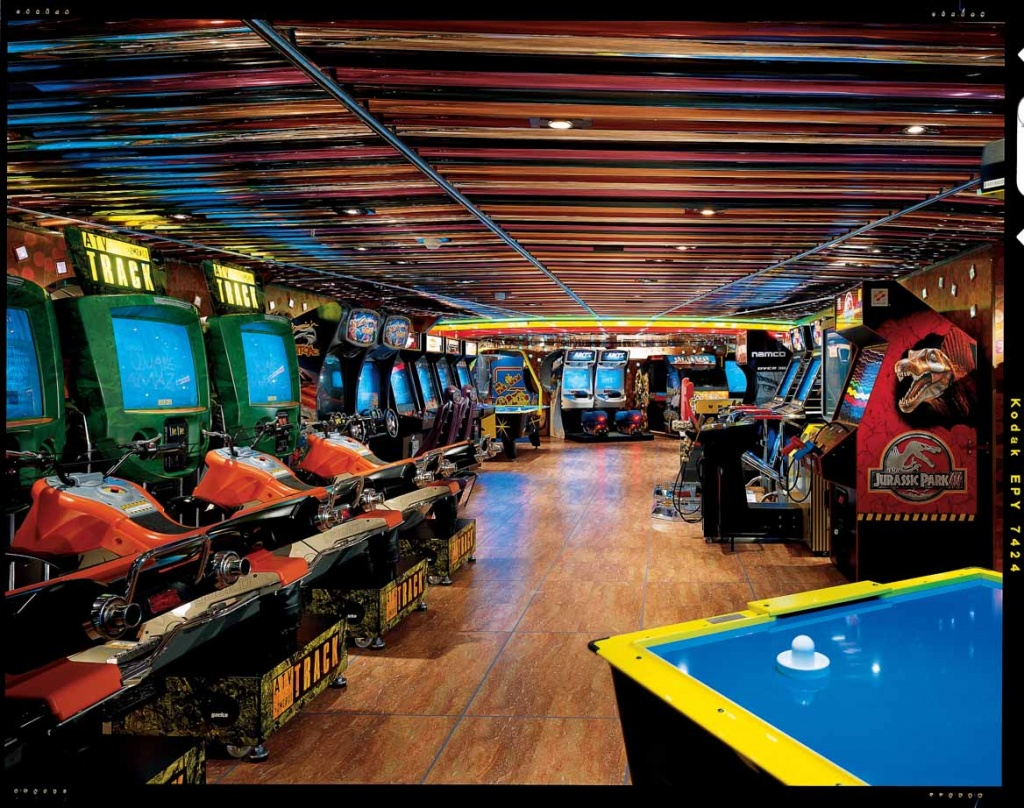 Carnival Legend Gigabytes Arcade