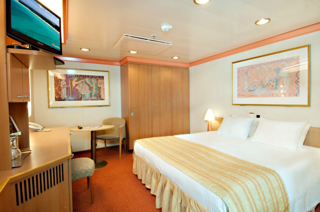 Carnival Legend interior