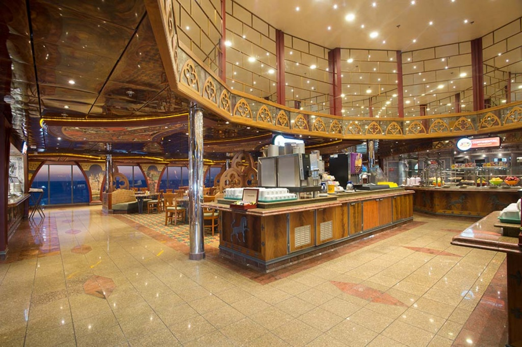 Carnival Legend marketplace