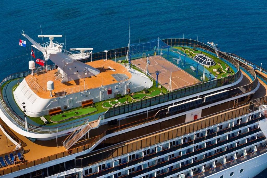 Pics Photos  Carnival Spirit And Carnival Legend Deck Plans