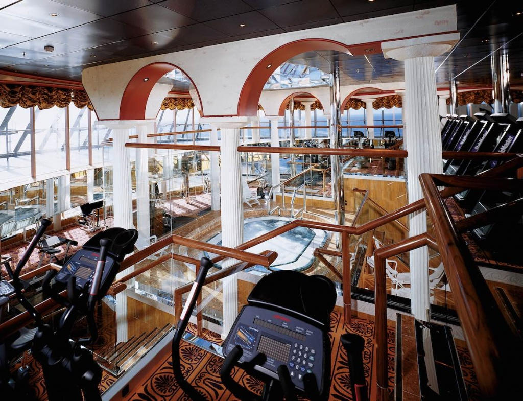 Carnival Spirit Cruise Ship