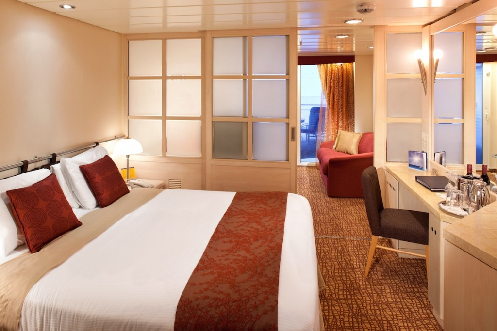 Celebrity Constellation Family Suite stateroom