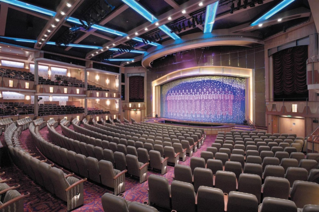 Explorer of the Seas Palace Theater