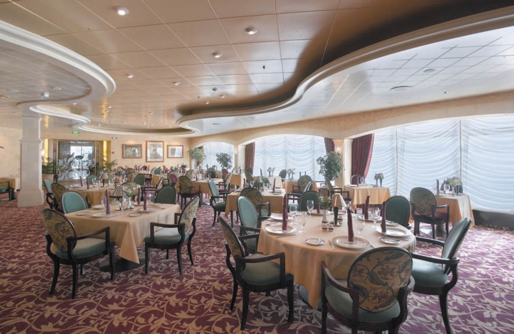 Explorer of the Seas Portofino Dine