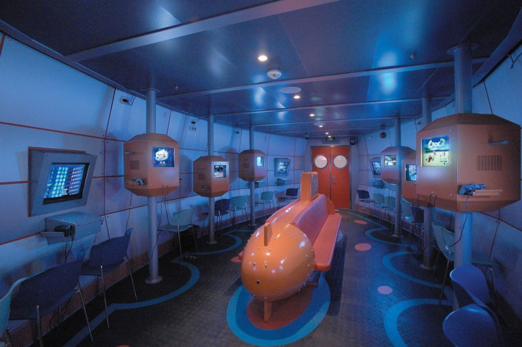 Explorer of the Seas Virtual Sub