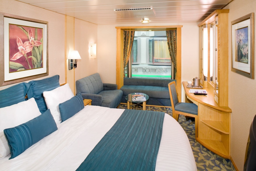 Explorer of the Seas interior view stateroom