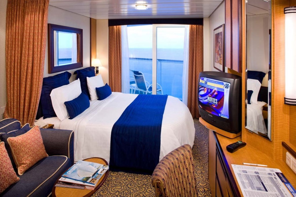 Legend of the Seas Balcony stateroom