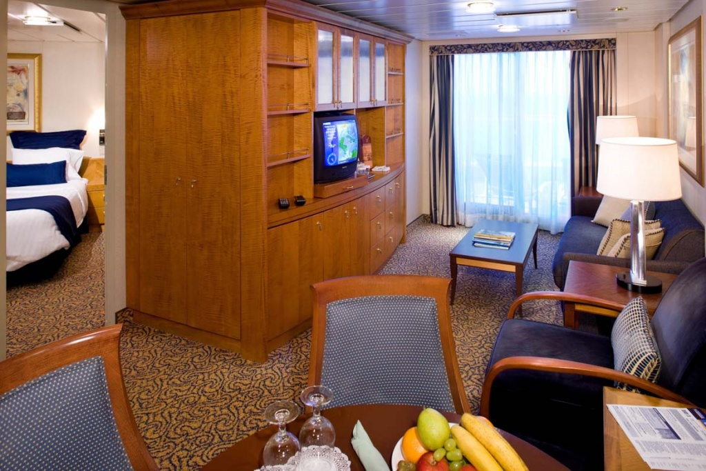 Legend of the Seas Royal Family Suite