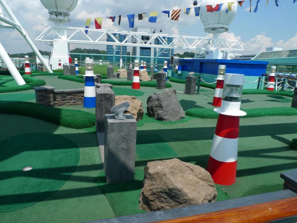 Legend of the Seas golf