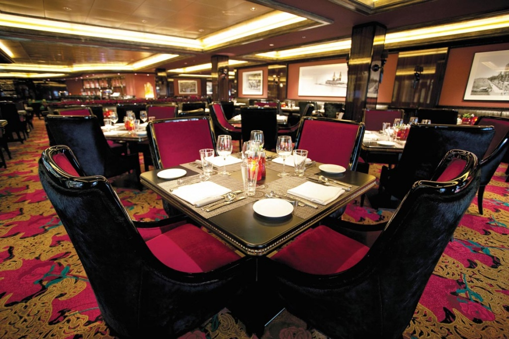 Norwegian Epic Moderno Churrascaria restaurant