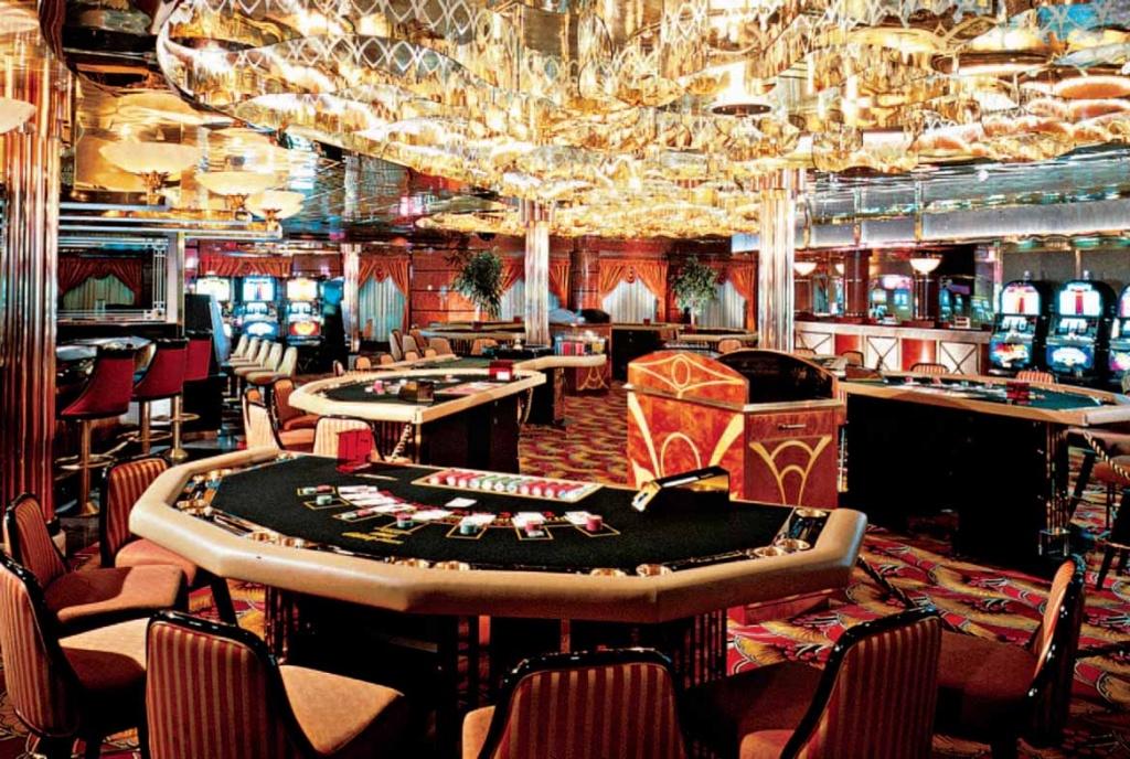 Celebrity Century Fortunes Casino