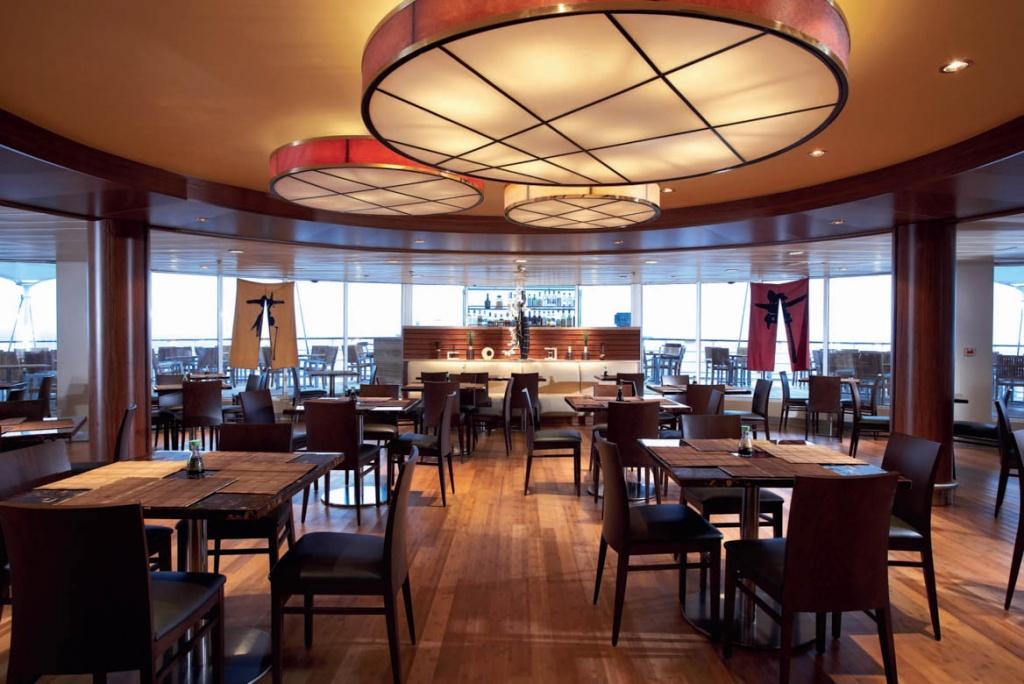 Celebrity Century Sushi Bar