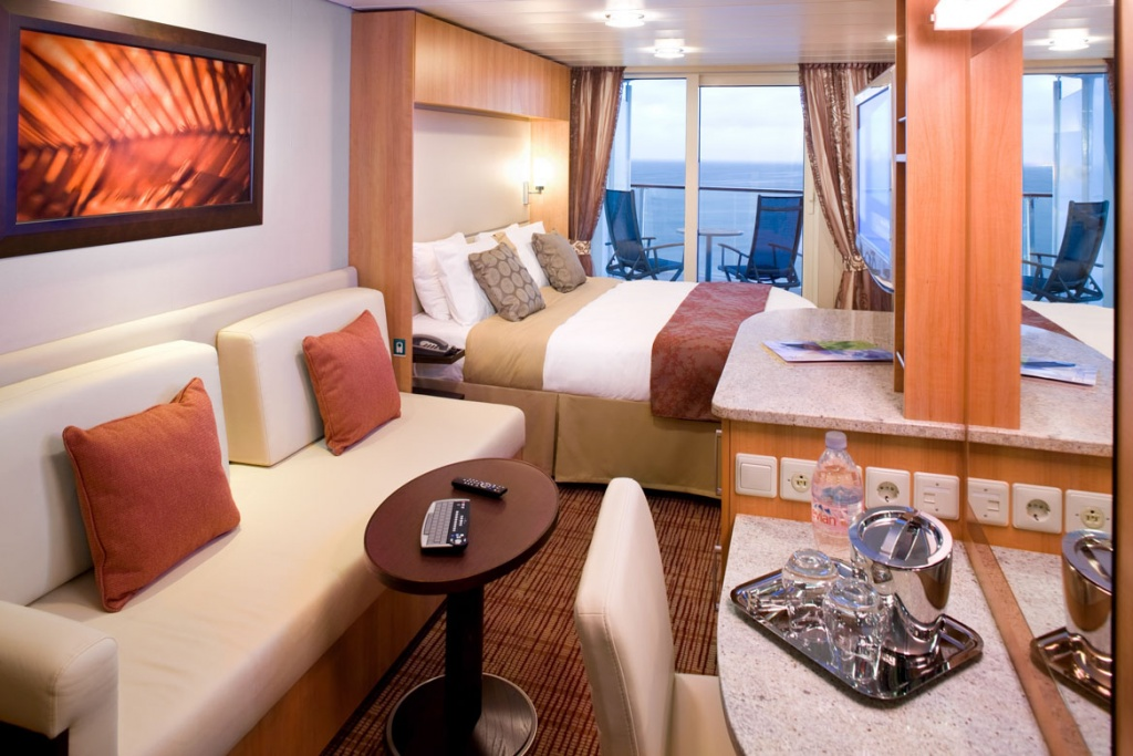 Celebrity Solstice AquaClass stateroom