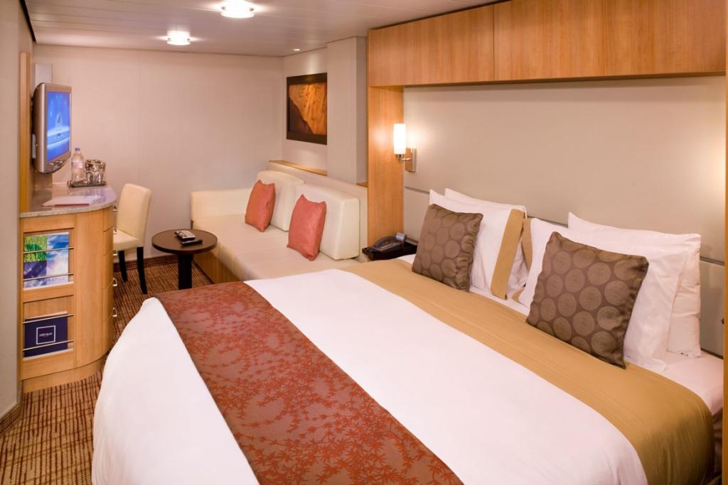 Celebrity Solstice Concierge Class stateroom