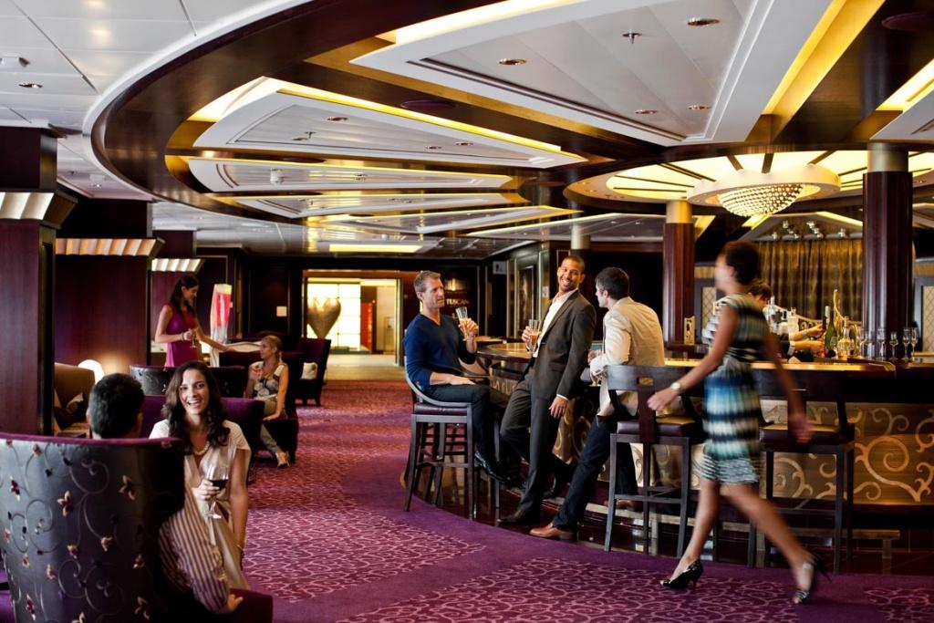 Celebrity Solstice Ensemble Lounge