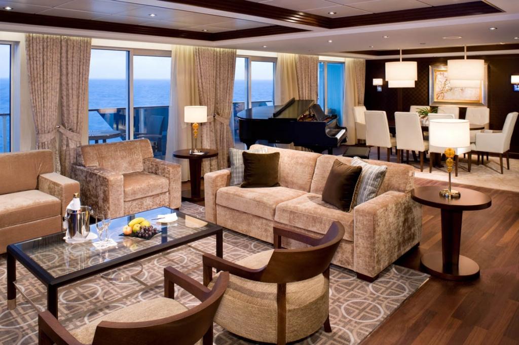 Celebrity Solstice Penthouse Suite