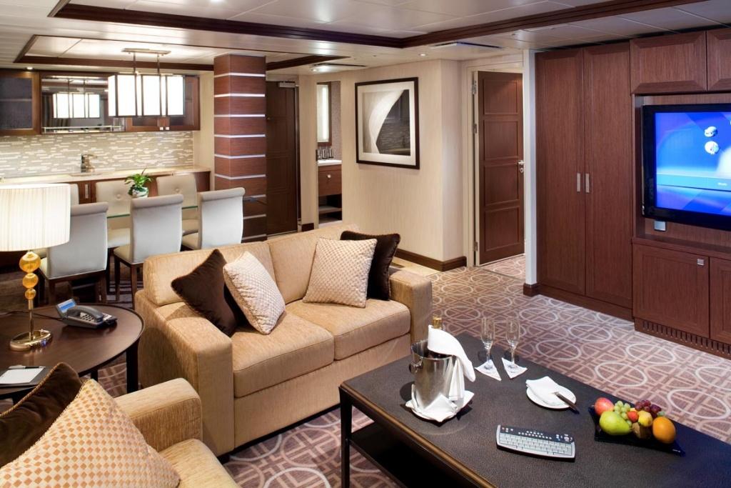 Celebrity Solstice Royal Suite