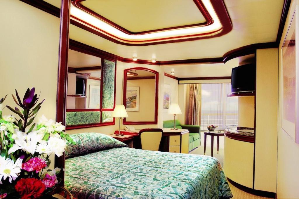 Diamond Princess Mini Suite with Balcony
