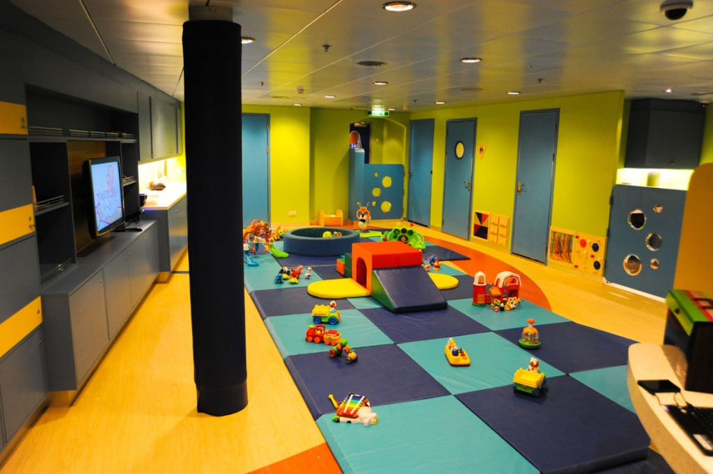 Radiance of the Seas Royal Babies and Tots Nursery