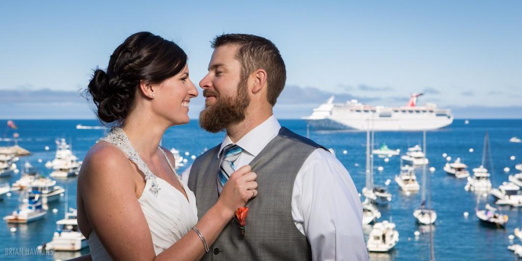 Carnival Inspiration cruise ship wedding