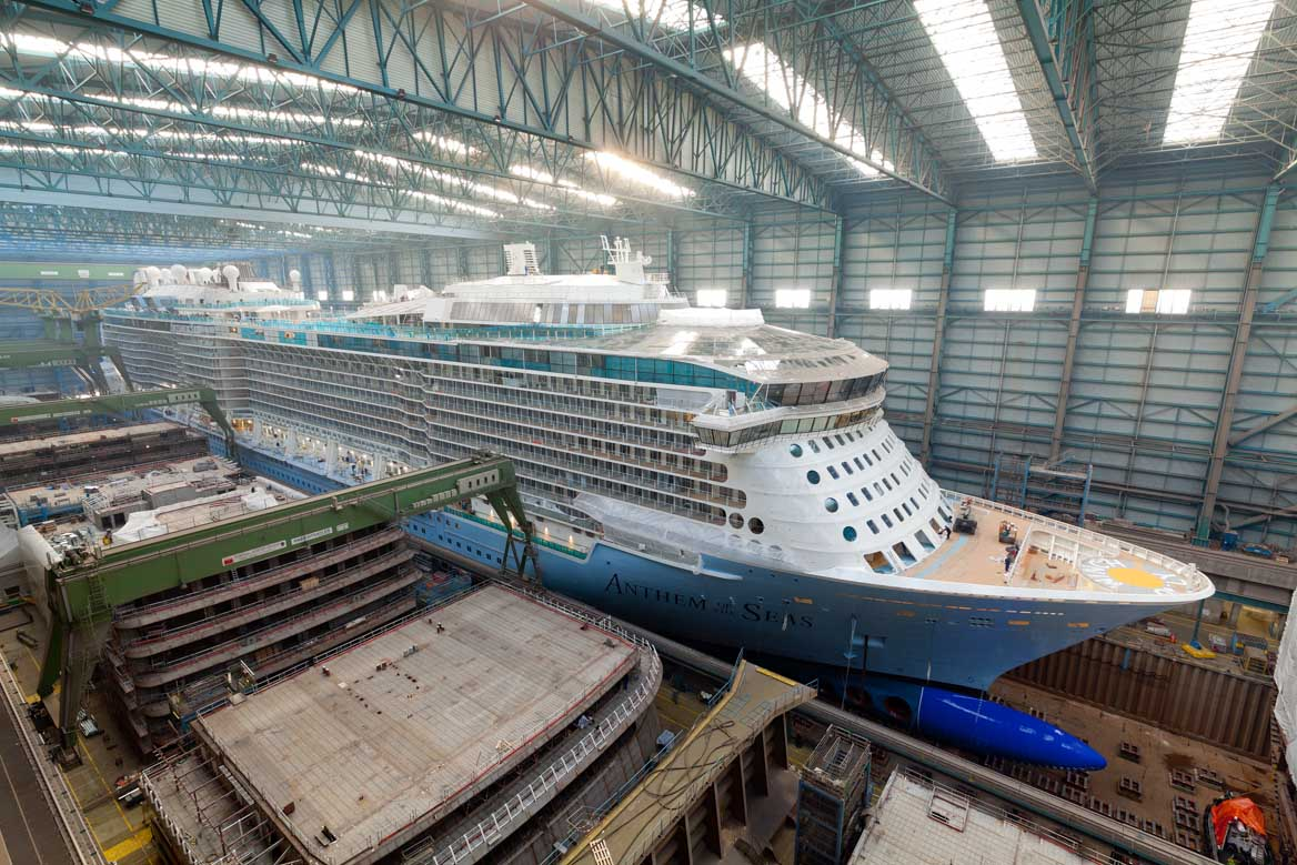 Meyer Werft Anthem of the Seas