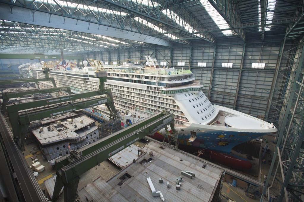 Meyer Werft Norwegian Breakaway