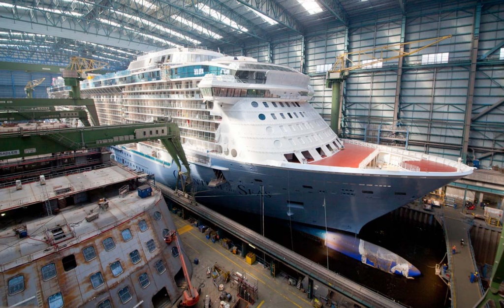 Meyer Werft Quantum of the Seas