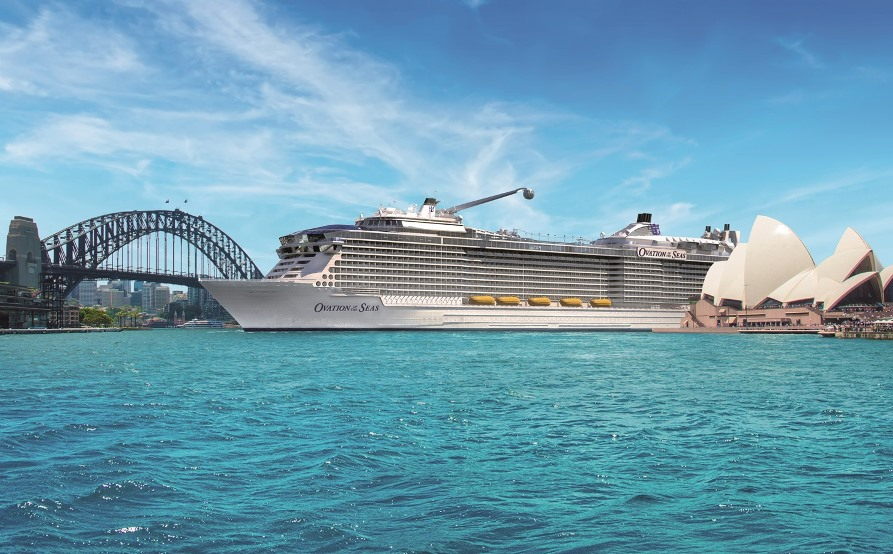 Ovation of the Seas promo picture