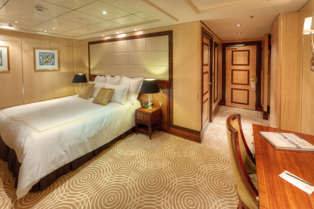 Queen Mary 2 Queens Grill Royal Suite