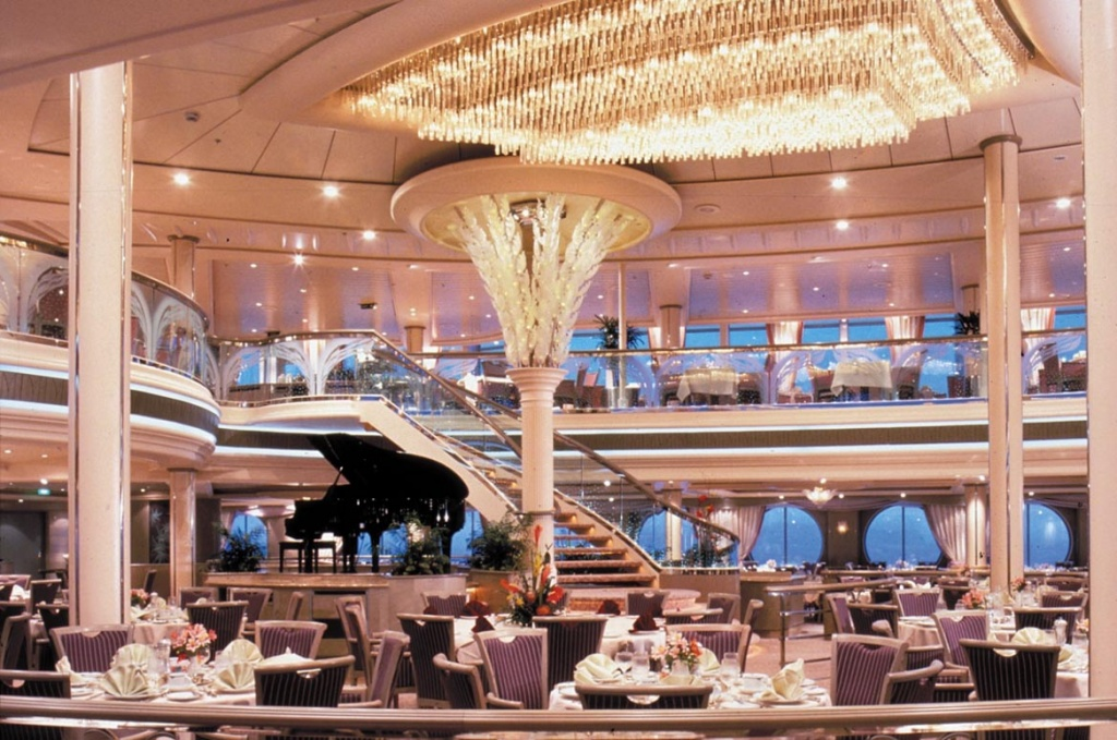 Rhapsody of the Seas Dining Room