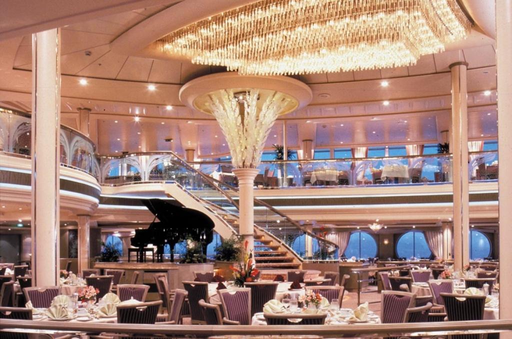 Rhapsody of the Seas Dining Room