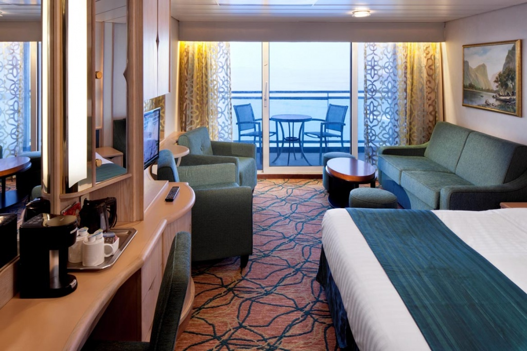 Rhapsody of the Seas Junior Suite
