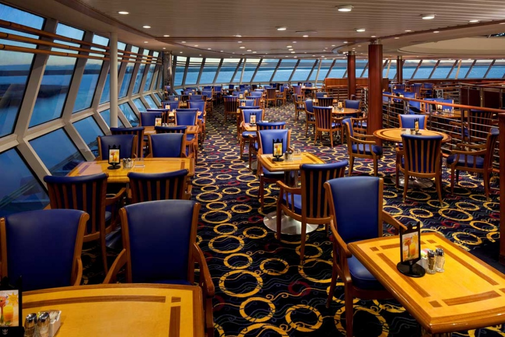 Rhapsody of the Seas Windjammer