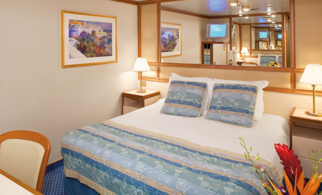 Sea Princess Interior Double
