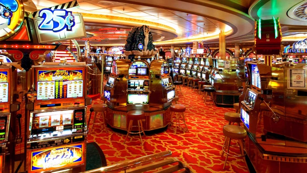Adventure of the Seas casino