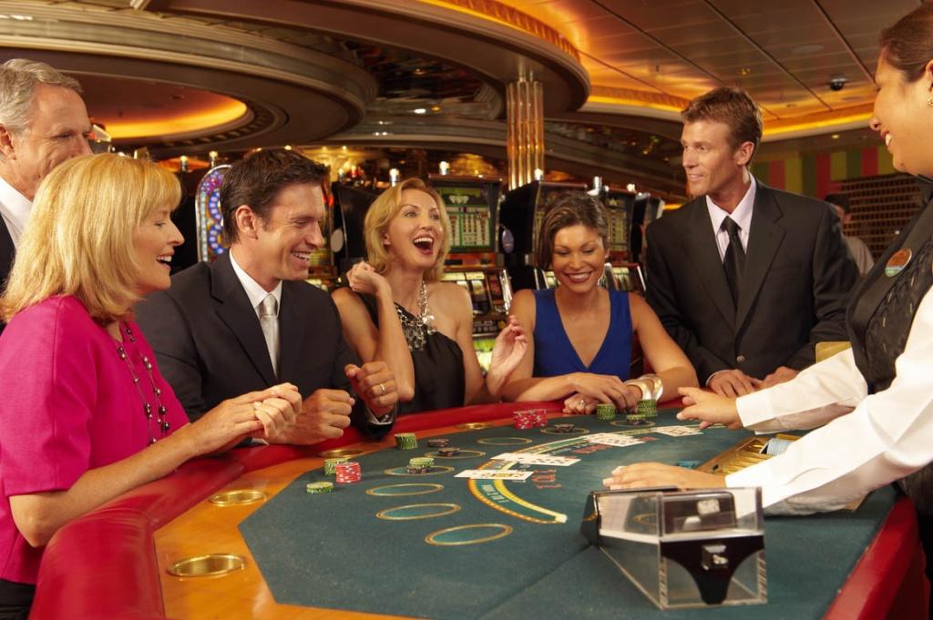Liberty of the Seas casino
