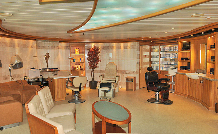 Sun Princess Salon